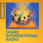 Logo de Share International Radio